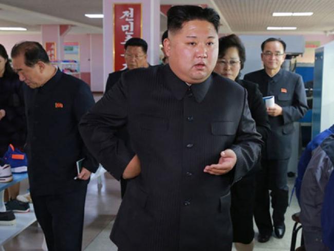 Bao My: Ong Kim Jong-un om nang, muon som gap Tong thong Trump hinh anh 1