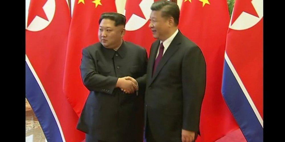 Den tham Bac Kinh, ong Kim Jong-un muon gui thong diep nay toi ca the gioi hinh anh 1