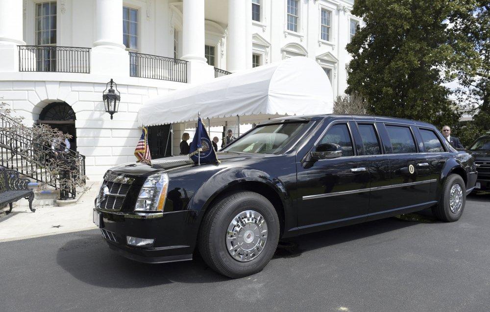 Do sieu xe cua Tong thong Trump va nguoi dong cap Putin: Ai hon ai? hinh anh 2