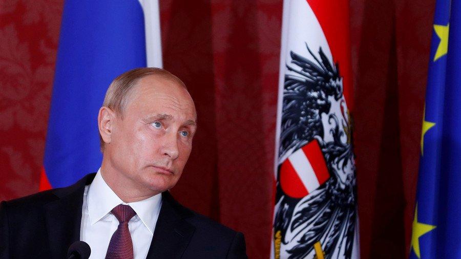Tong thong Putin: Toi co the da tro thanh luat su hinh anh 1