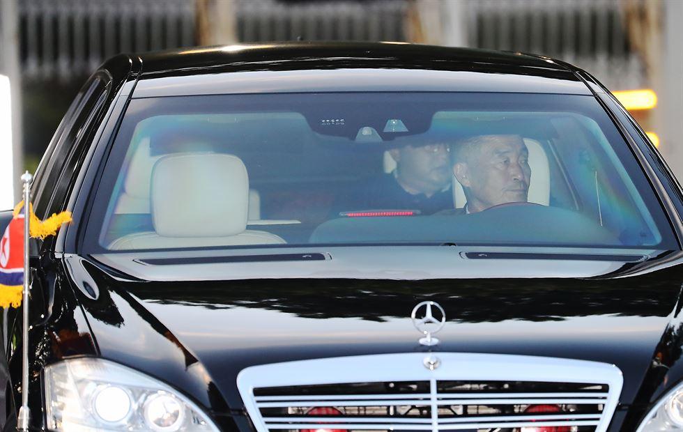 Tai xe bi an cua lanh dao Kim Jong-un bat ngo lo dien hinh anh 1