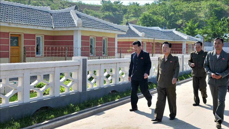 Ai la nguoi dieu hanh dat nuoc khi ong Kim Jong-un toi Singapore hoi dam? hinh anh 1
