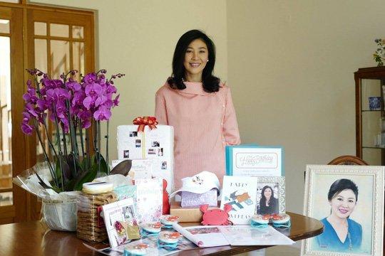 Cuu Thu tuong Thai Lan Yingluck lan dau len tieng ke tu khi chay tron hinh anh 1