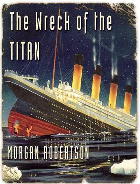 Ron toc gay quyen sach tien tri chinh xac tham kich Titanic 14 nam truoc khi xay ra hinh anh 1