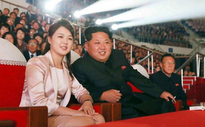 Cuu dai su Anh tiet lo cuoc song gia dinh cua ong Kim Jong-un hinh anh 1