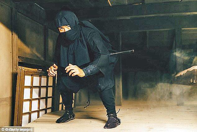 Vi sao duoc tra luong 2 ty/nam, Nhat Ban van dang thieu Ninja tram trong? hinh anh 1