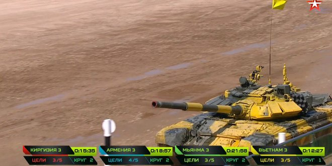 Tank Biathlon 2018: Doi tang Viet Nam gianh thanh tich an tuong trong ngay thi dau cuoi cung hinh anh 1