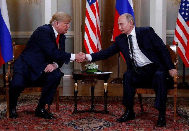 Noi dung cuoc hop kin giua ong Trump va ong Putin cuoi cung cung duoc he lo hinh anh 1