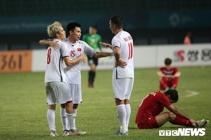 Truyen thong Han Quoc canh bao doi nha can trong truoc tran doi dau Olympic Viet Nam hinh anh 1