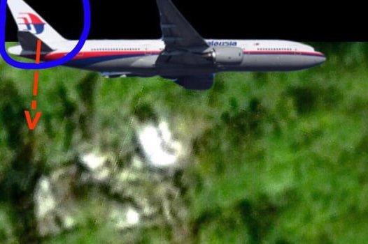 Nguoi Campuchia noi nhin thay may bay co bieu tuong giong MH370 hinh anh 1