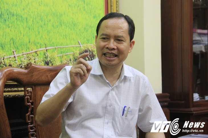 Tinh uy Thanh Hoa thong tin moi nhat vu Bi thu Trinh Van Chien bi boi nho vo can cu hinh anh 1
