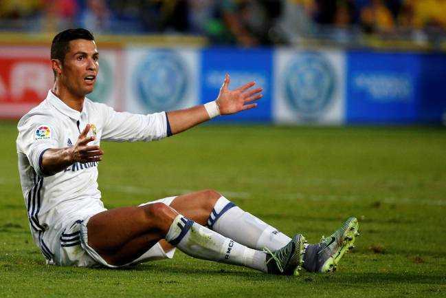 Vong 7 Liga: Ronaldo tro lai, Real Madrid khong con la chinh minh hinh anh 1