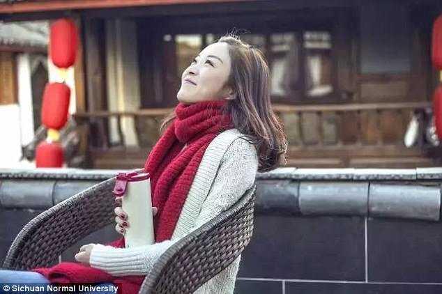 Doi ngu giang vien xinh nhu nu than cua dai hoc Trung Quoc hinh anh 3
