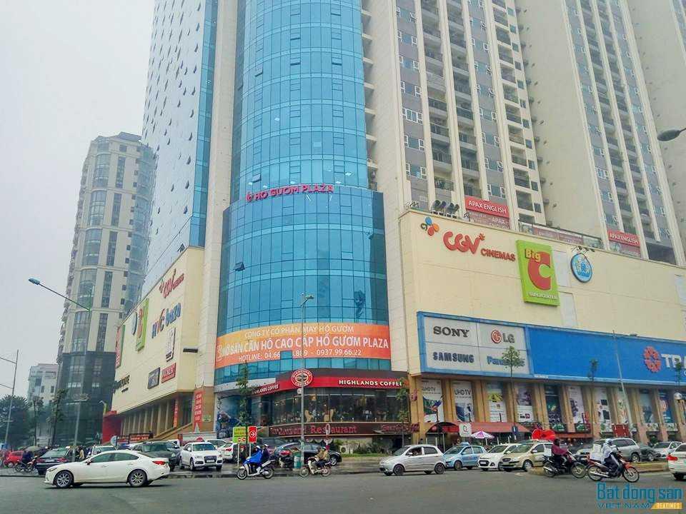 Cu dan chung cu Ho Guom Plaza doi mua bieu tinh phan doi chu dau tu hinh anh 6