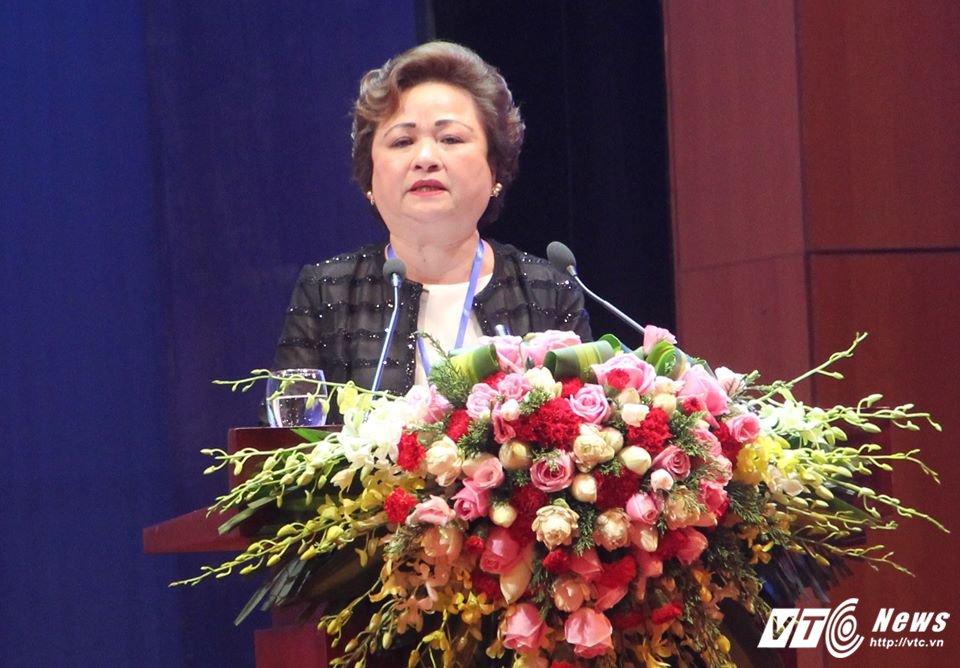 TOAN CANH: Hoi nghi Thu tuong doi thoai voi cong dong doanh nghiep 2017 hinh anh 12