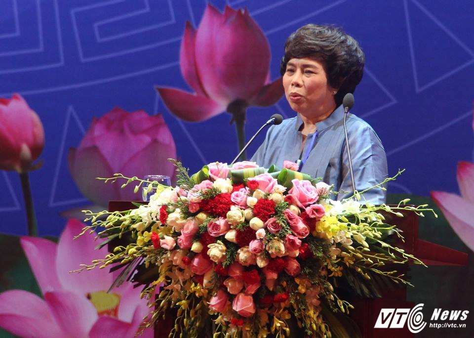 TOAN CANH: Hoi nghi Thu tuong doi thoai voi cong dong doanh nghiep 2017 hinh anh 11