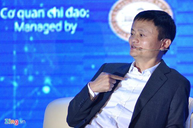 Ty phu Jack Ma: 'Neu phai di tu vi thanh toan dien tu, toi se di dau tien' hinh anh 3