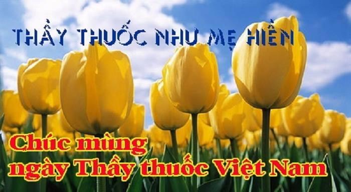 Nhung tam thiep chuc mung ngay Thay thuoc Viet Nam 27/2 dep va y nghia hinh anh 11