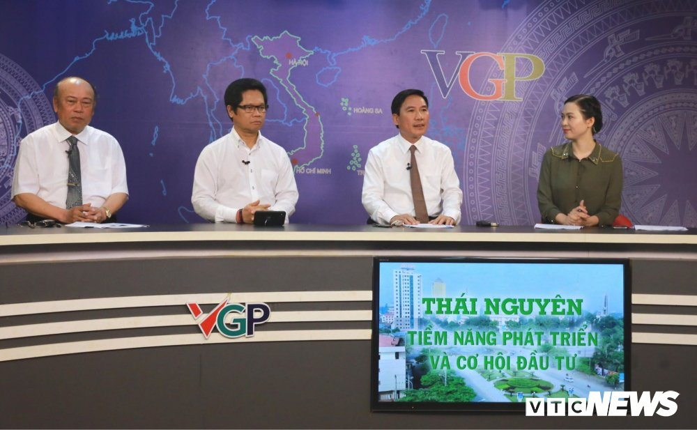 Chu tich tinh Thai Nguyen: 'Co hoi vang cua nha dau tu' hinh anh 1