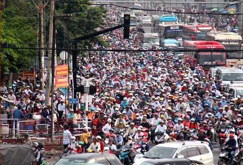 Nguyen Thu truong Bo Khoa hoc va Cong nghe: 'De xe may luu thong trong noi thanh la mot sai lam' hinh anh 3