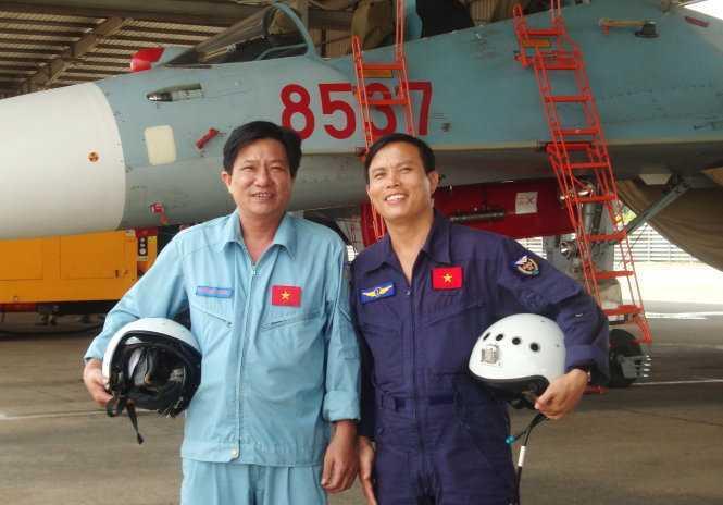 Chuyen moi ke ve 4 lan khuat phuc tu than cua phi cong Su-30MK2 hinh anh 3