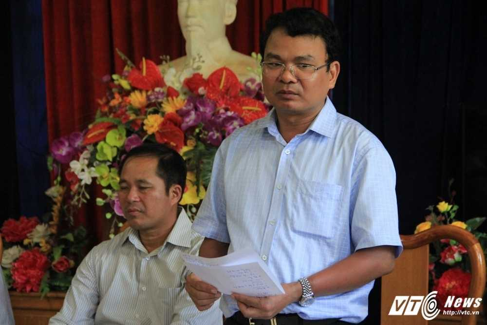 Chu tich Lao Cai truy van thong tin co nguoi Trung Quoc chet tai bai vang hinh anh 1