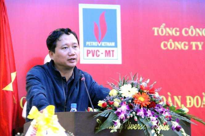 Trinh Xuan Thanh da bo tron, Bo Cong an phat lenh truyna quoc te hinh anh 1