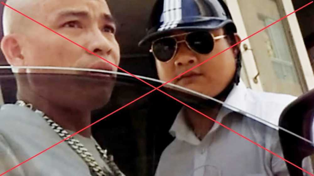 Tong giam ten con do dung dao doat tien gui xe, dan Linh Dam vui nhu Tet hinh anh 2