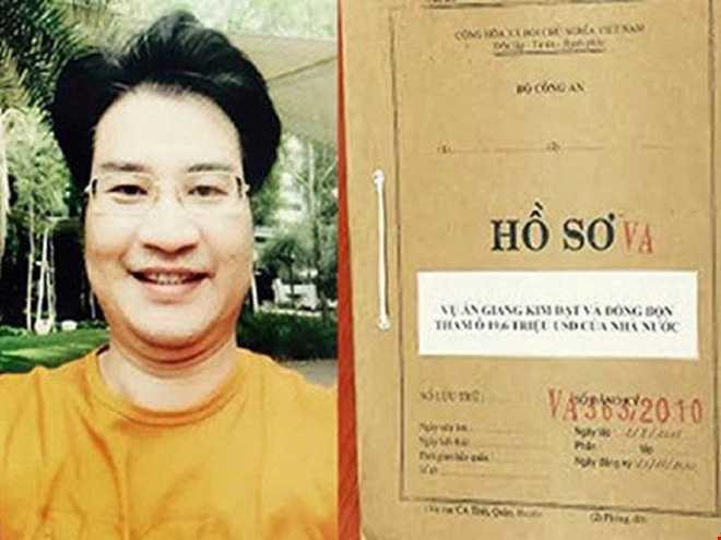 Giang Kim Dat da mac toi tay dinh nao khien han bi de nghi tu hinh? hinh anh 1