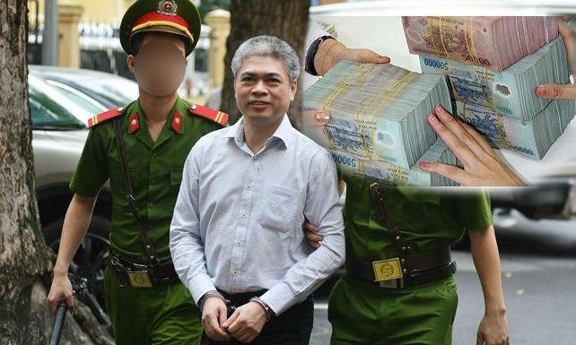 Nhan qua nhieu tien, Cuu Tong giam doc Oceanbank khong nho duoc het hinh anh 1