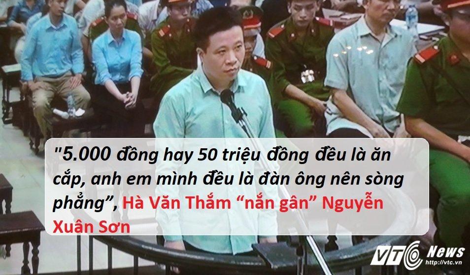 Xet xu Ha Van Tham: Tham 'nan gan' Son, '5.000 dong hay 50 trieu dong deu la an cap' hinh anh 1