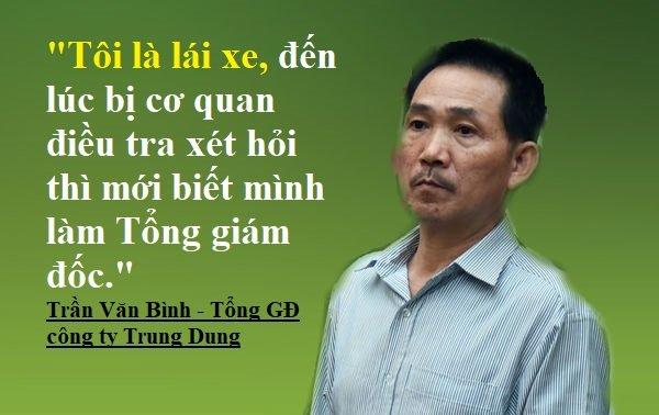Xet xu Ha Van Tham: De nghi giam toi cho lai xe ra toa moi biet minh la giam doc hinh anh 1