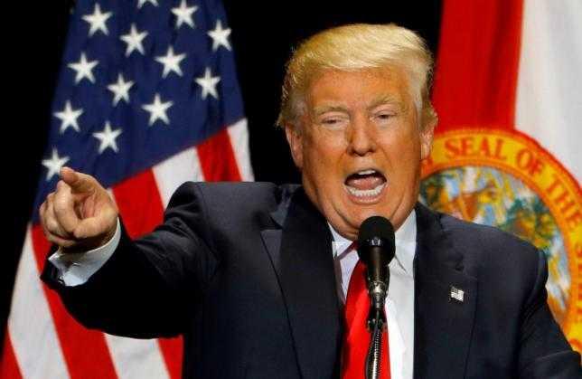 Donald Trump keu goi ong Obama tu chuc sau vu xa sung dam mau o Orlando hinh anh 1
