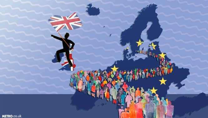 Lanh dao the gioi noi gi khi dan Anh chon roi EU? hinh anh 1