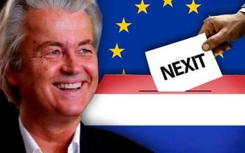 Hoc theo Anh, Dang PVV chong nguoi nhap cu o Ha Lan cung doi Nexit hinh anh 1