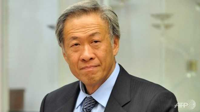 Singapore nhan dinh co so de ASEAN giai quyet van de Bien Dong hinh anh 1