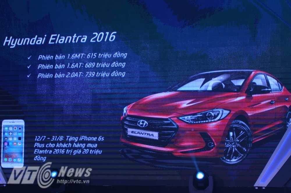 Can canh Hyundai Elantra phien ban 2016 hinh anh 3