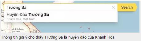 Dich vu ban do truc tuyen Nga khang dinh Hoang Sa, Truong Sa cua Viet Nam hinh anh 2