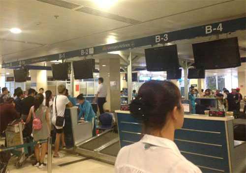 Website cua Vietnam Airlines bi hack, lo thong tin khach hang hinh anh 1