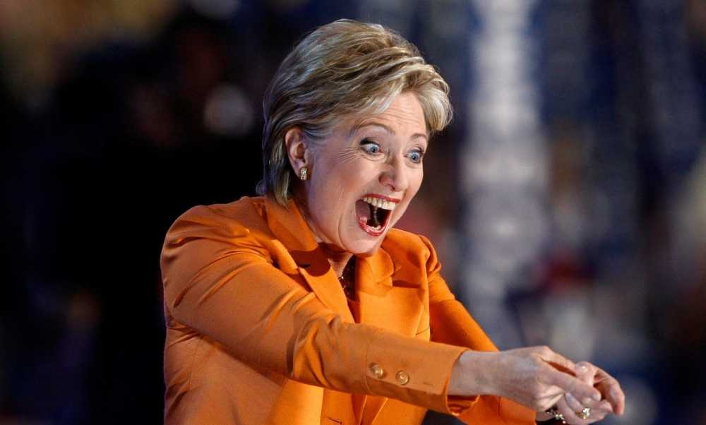 Tiet lo chan dong ve vu khi cua IS trong 1.700 email cua ba Hillary Clinton hinh anh 1