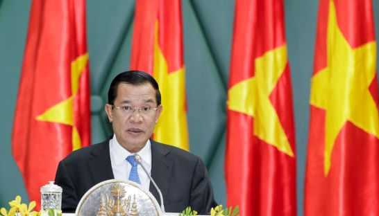 TS Tran Cong Truc: Phat ngon cua ong Hun Sen la khong can thiet hinh anh 1