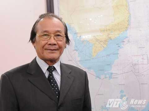 TS Tran Cong Truc: Phat ngon cua ong Hun Sen la khong can thiet hinh anh 2