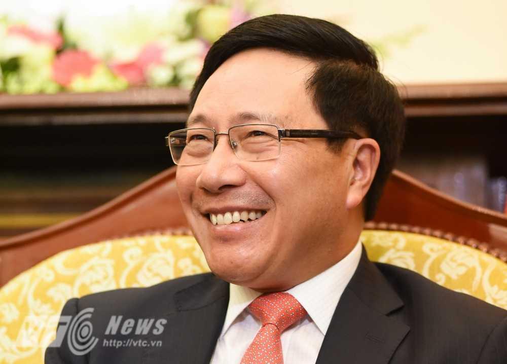 Pho Thu tuong Pham Binh Minh: Viet Nam khong de loi keo vao bat cu lien minh nao hinh anh 2