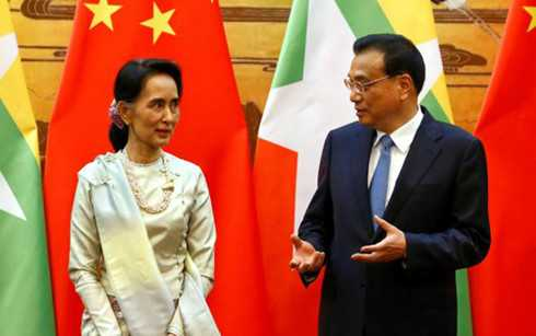 Trung Quoc ung ho tien trinh hoa giai dan toc Myanmar hinh anh 1