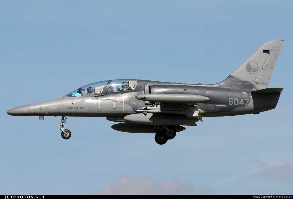 Can canh may bay huan luyen Aero L-39 Albatros hinh anh 2