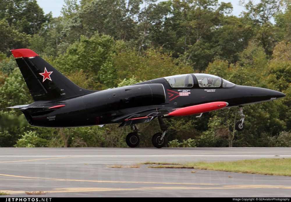 Can canh may bay huan luyen Aero L-39 Albatros hinh anh 4