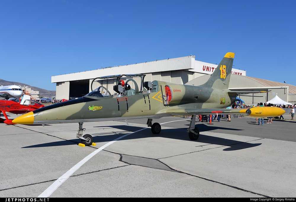 Can canh may bay huan luyen Aero L-39 Albatros hinh anh 6