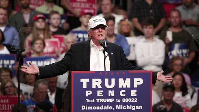 Bau cu Tong thong My: Donald Trump doi chien luoc de dao nguoc tinh the hinh anh 2