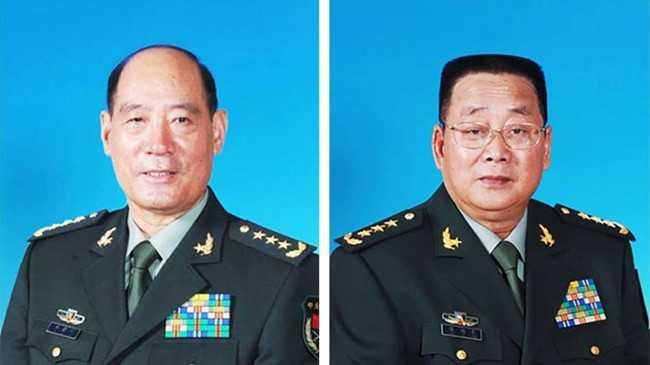 Chu tich Trung Quoc Tap Can Binh tan cong manh vao 'vuong quoc doc lap' quan doi hinh anh 2