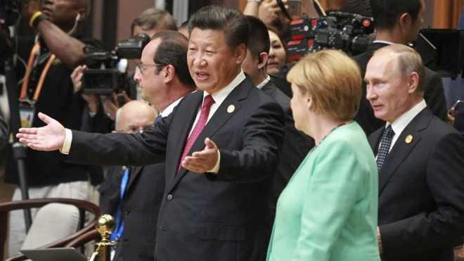 Trung Quoc de nghi G20 'hanh dong chu dung chi noi' hinh anh 1